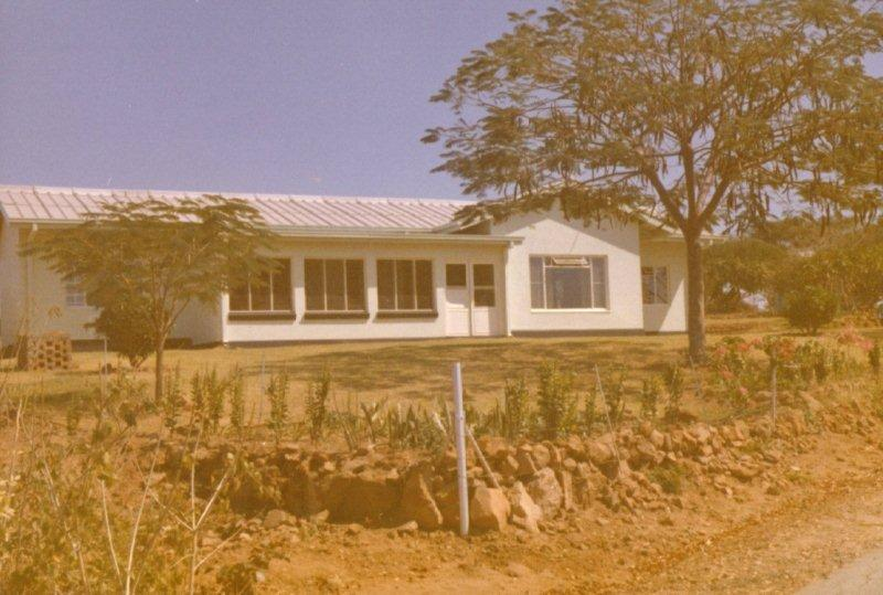 rhodesia customs collector house chirundu