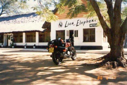 rhodesia lion and elephant motel