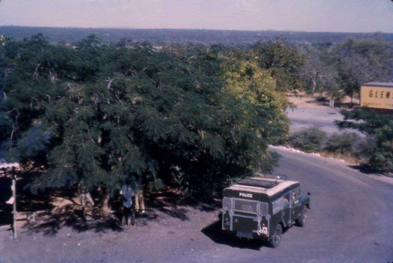 rhodesia customs beitbridge